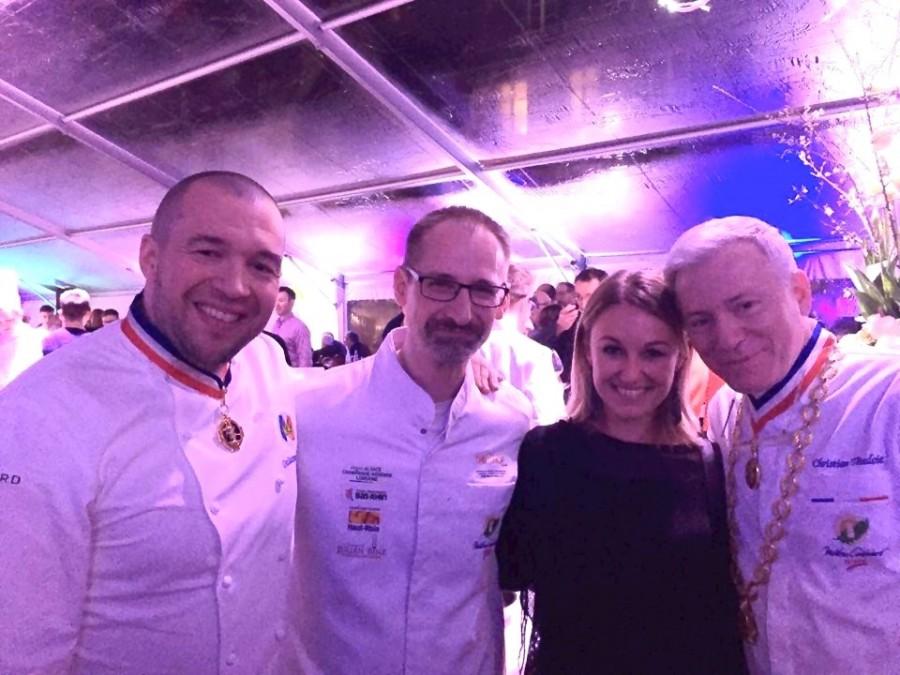 Congres des Maitres Cuisiniers de France en Alsace Fermeture exceptionnelle le dimanche 13 mars au soir