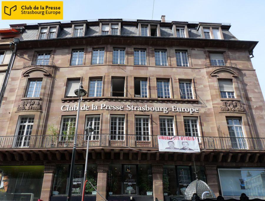 Le restaurant Julien Binz est partenaire du club de la presse Strasbourg Europe