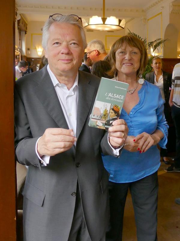 Gilles Pudlowski et Sonia Dupuis (Cook and Com)
