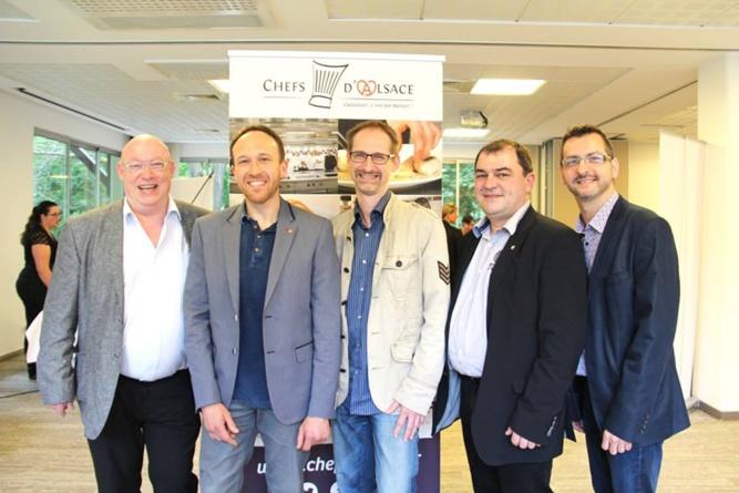 Julien Binz va rejoindre les Chefs d'Alsace