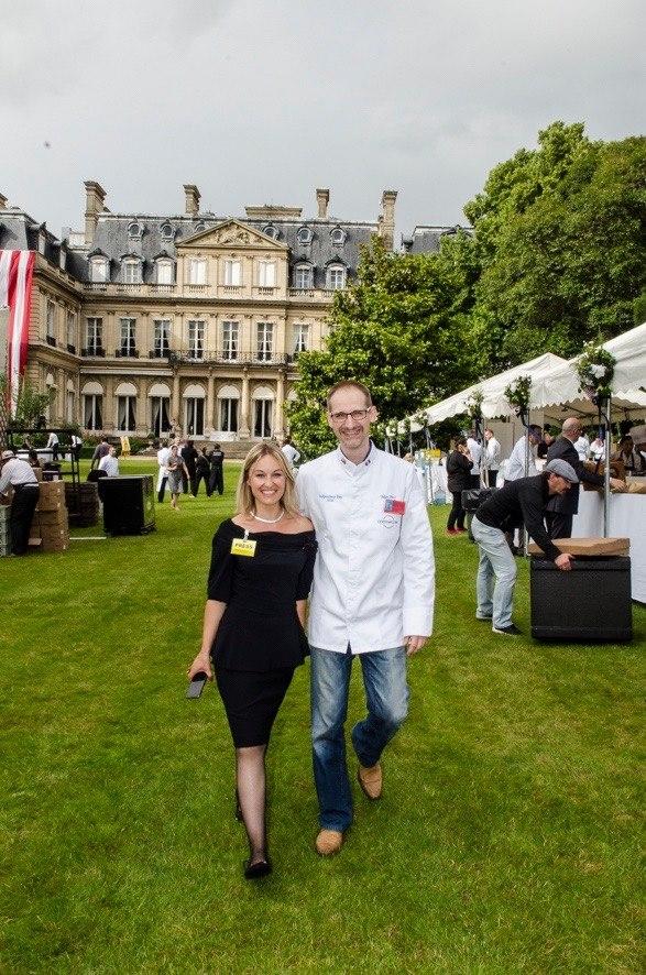 Sandrine Kauffer et Julien Binz crédit photo Yves Klein