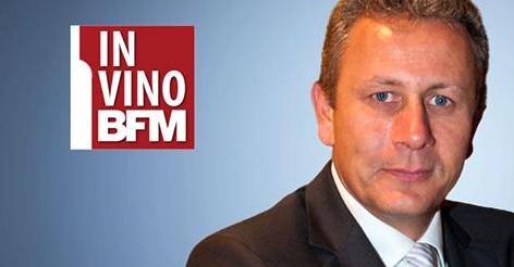 """On parle de nous dans l'émission BFM business """"In Vino"""" animée par Alain Marty"""