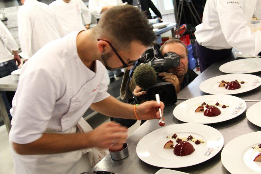 Olivier Lamard a participé au concours du meilleur fois gras d'Alsace 2016