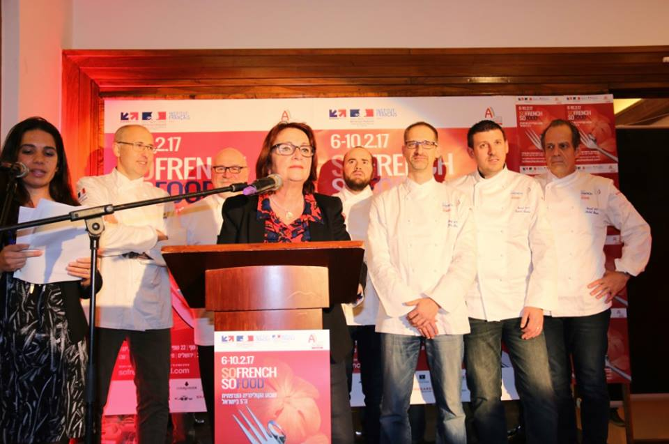 Les chefs d'Alsace invités à So French So Food