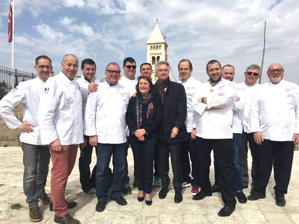 Avec la délégation Alsace en visite à Jérusalem