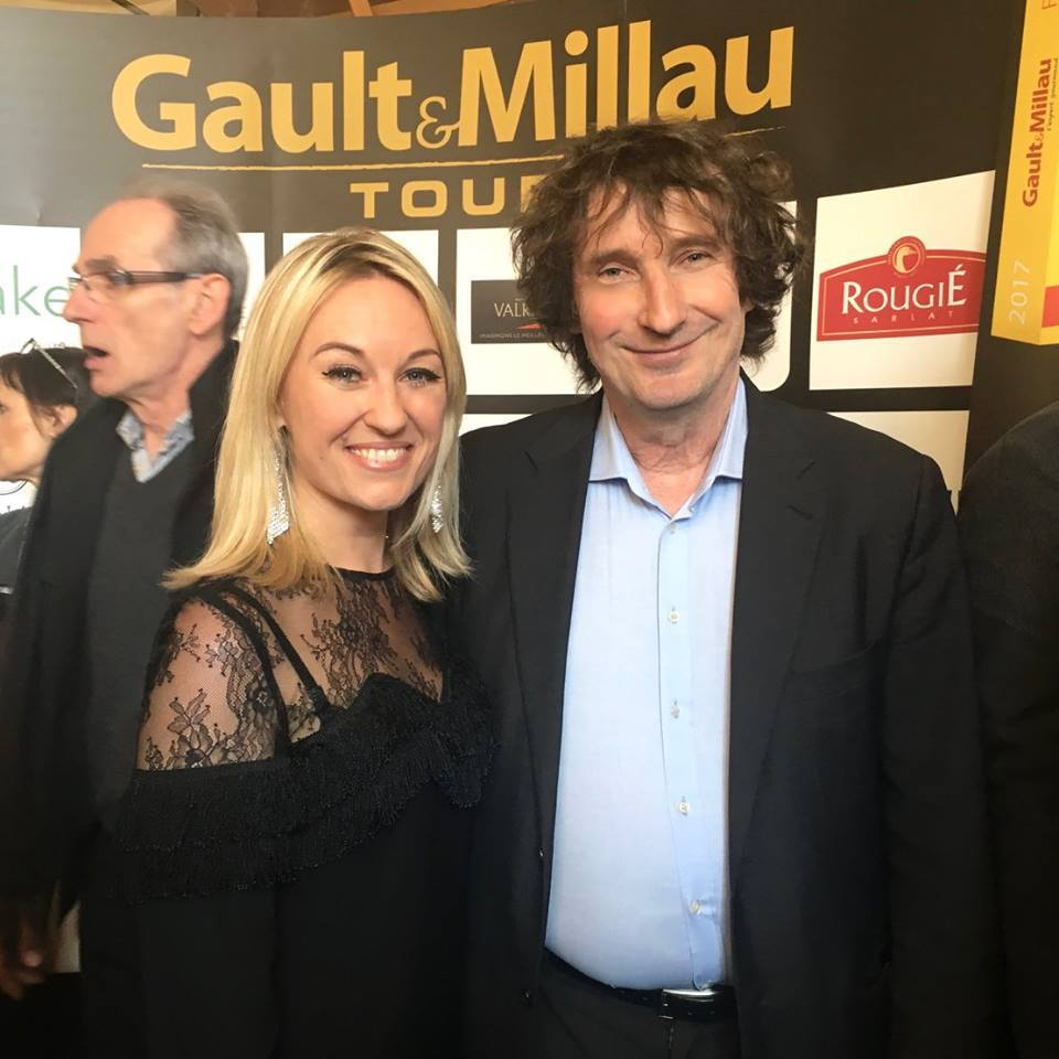 Sandrine Kauffer et Marc Esquerré