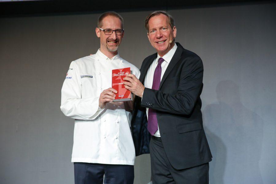 """Michelin 2017 : Julien Binz : """"La première étoile qui nous appartient vraiment"""""""