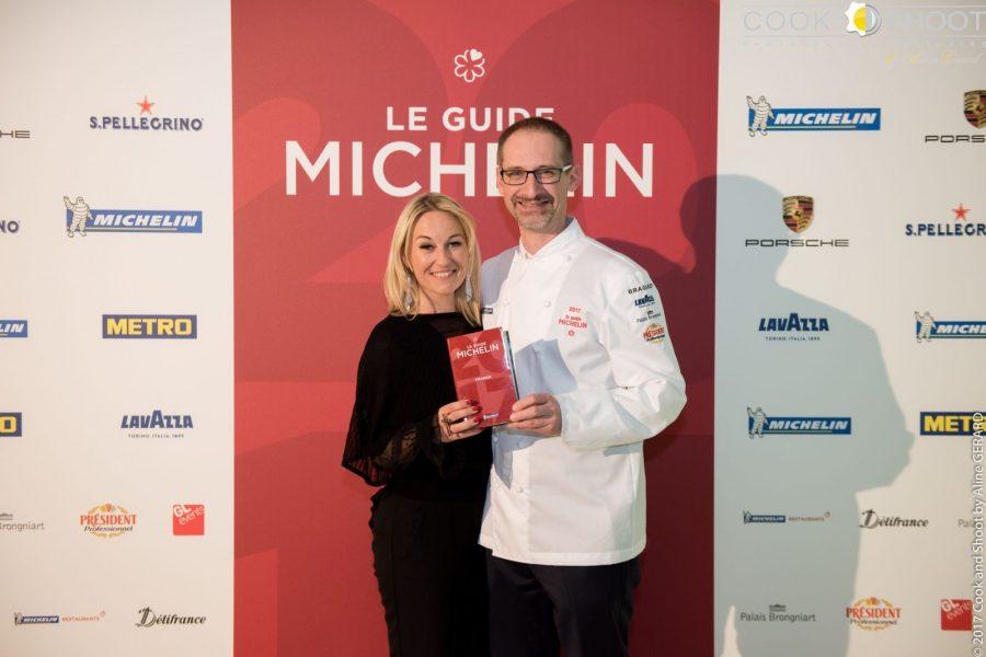 JULIEN BINZ décroche une seconde fois une étoile Michelin