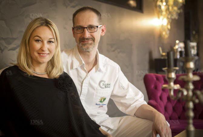Revue de presse DNA : Le goût selon Julien Binz
