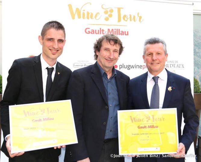François Lhermitte, Marc Esquerre et Serge Dubs