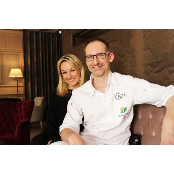 Restaurant Julien Binz : l'amour est dans l'air