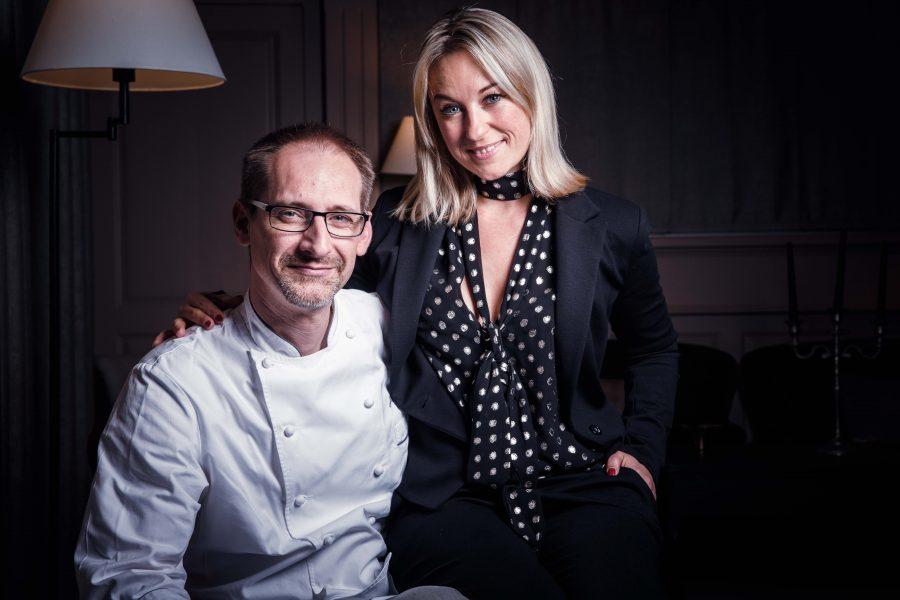 Le restaurant JULIEN BINZ devient membre des Etoiles d'Alsace