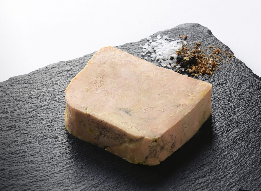 Le foie gras d'un chef étoilé sur votre table de Noel