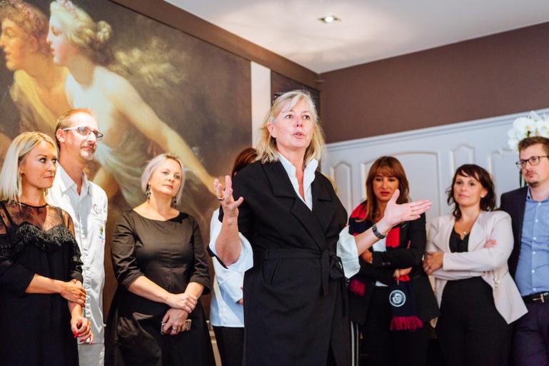 le professeur Carole Mathelin insiste sur la prévention et le dépistage