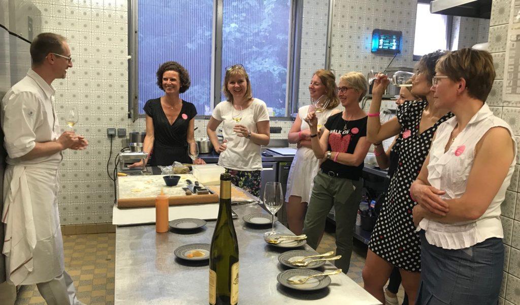 démonstration culinaire ©Sandrine Kauffer-Binz