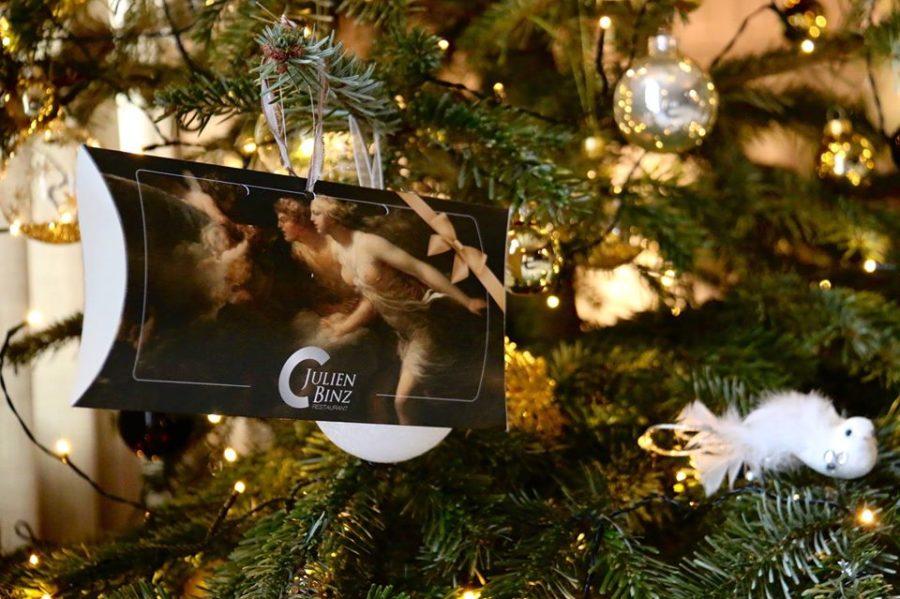 A Noel, offrez des bons cadeaux Julien Binz