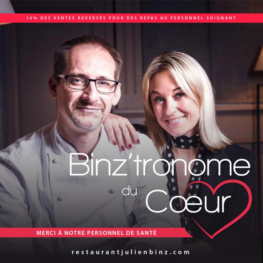 """""""Les Binz'tronomes du cœur"""" pour soutenir le personnel soignant"""