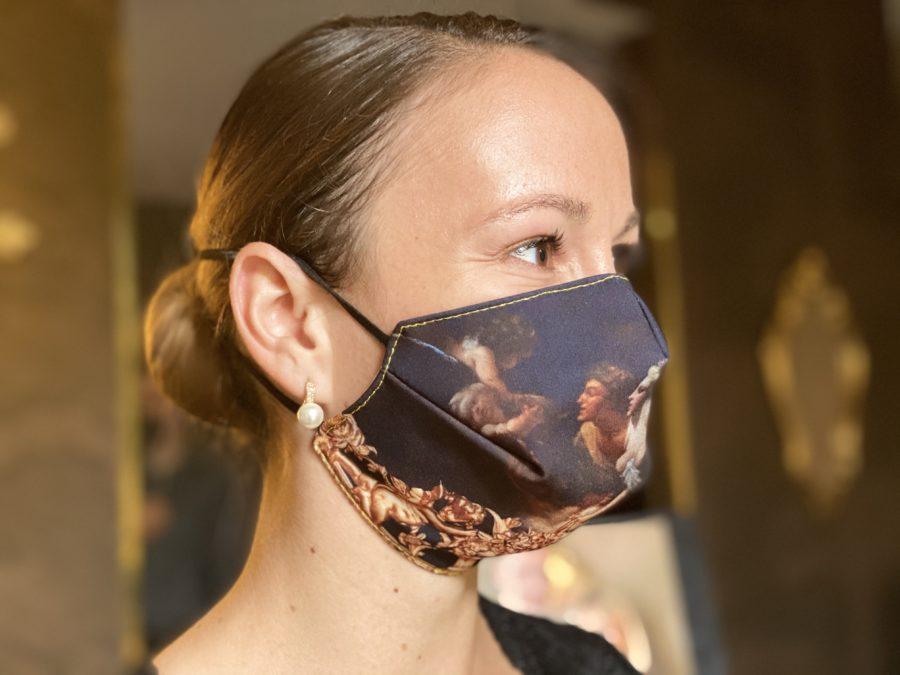 Vente des masques du Restaurant JULIEN BINZ