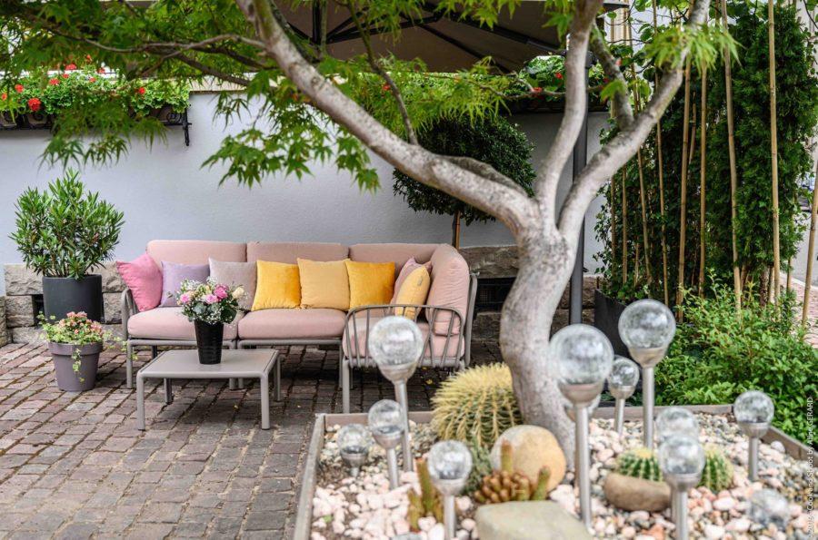 En terrasse chez Julien Binz