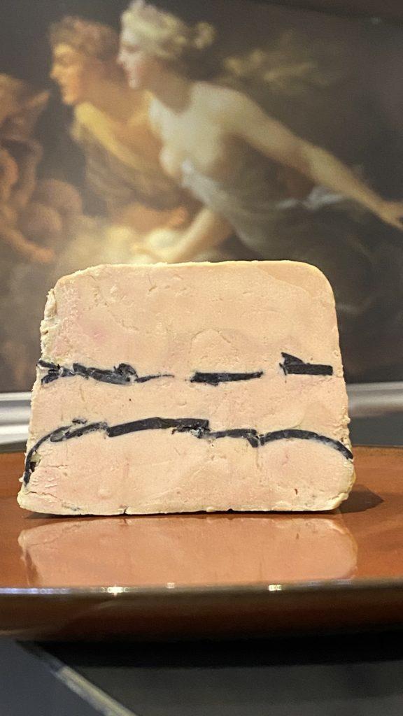 foie gras truffé Julien Binz ©S. Kauffer-Binz